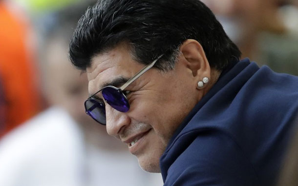 Gimnasia vuelve sin Maradona, que se hizo un hisopado