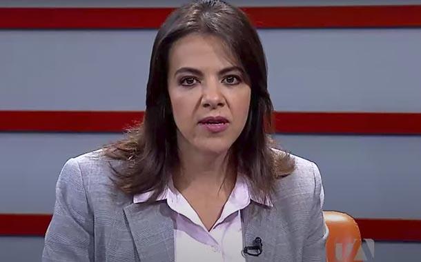 María Paula Romo sostiene que denuncias en su contra 'son distractores'