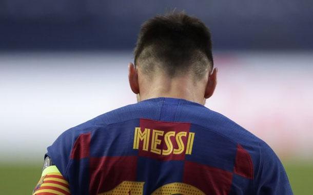 Silencio de Messi crea más dudas sobre su futuro en el Barcelona
