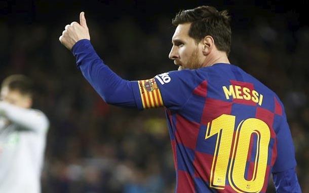 Manchester City, uno de los clubes que quiere tener a Messi
