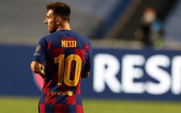 El City se ve favorito para conquistar a Messi, según prensa internacional