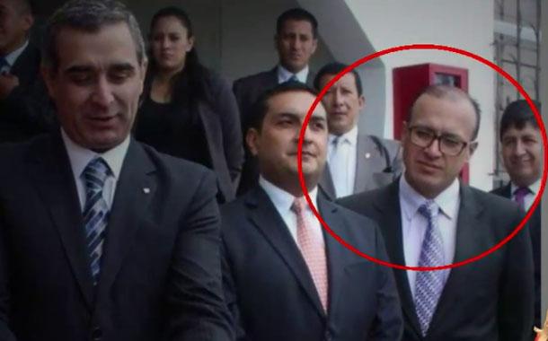 Lauro Javier de la Cadena será el juez ponente en el Caso Sobornos