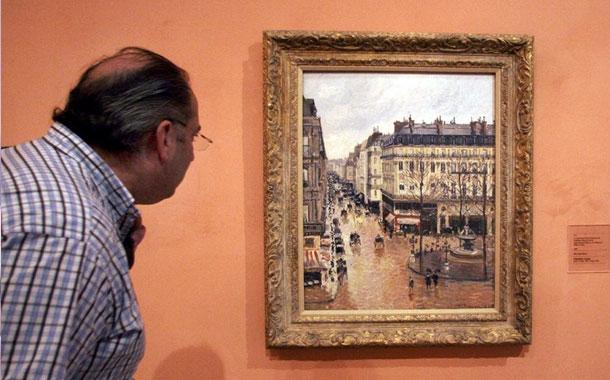 Corte deja a museo español conservar obra obtenida por nazis