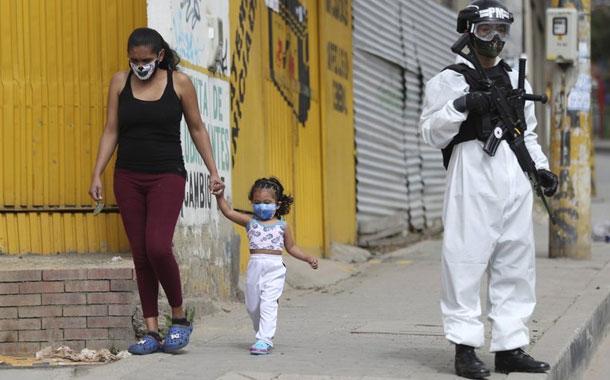 A la OPS le preocupa coronavirus en dos países sudamericanos
