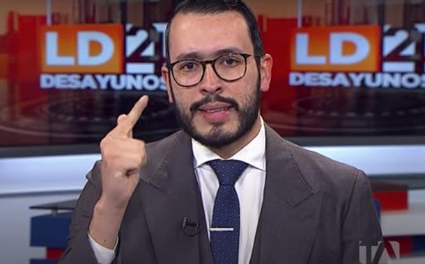 Héctor Gabriel Vanegas, abogado de Oren Sheinman