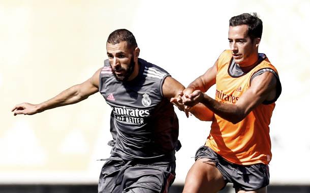 Real Madrid se alista para la remontada ante Manchester City