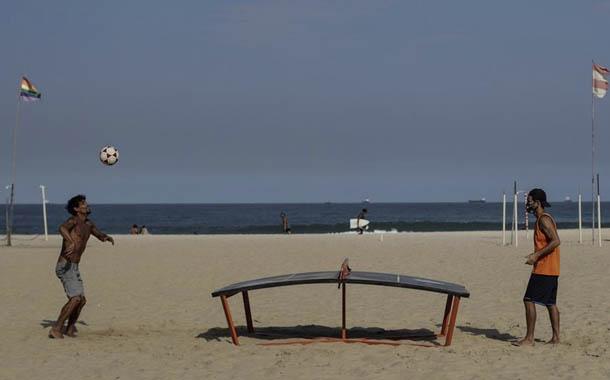 Río de Janeiro lanza aplicación para reservar espacio en la playa
