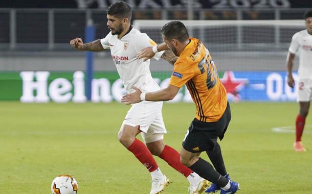 Sevilla avanza a semifinal de la Europa League