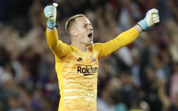 Ter Stegen pone dos puntos que el Barcelona debe cumplir para renovarlo
