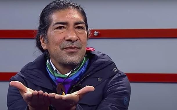 Yaku Pérez analiza la selección de candidato presidencial indígena