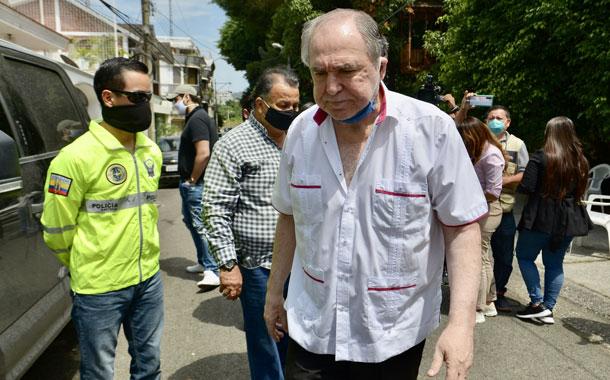 Tribunal negó por unanimidad el habeas corpus a Abdalá Bucaram Ortiz