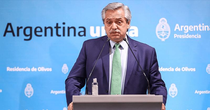 Argentina extiende la cuarentena hasta el 30 de agosto