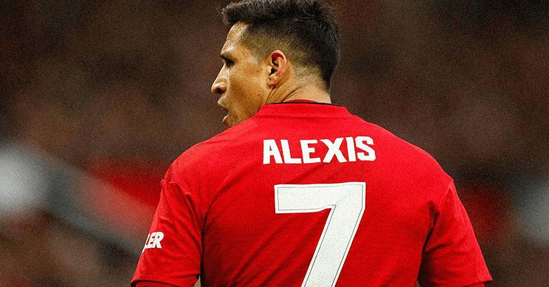Alexis Sánchez firma con el Inter de Milán hasta 2023