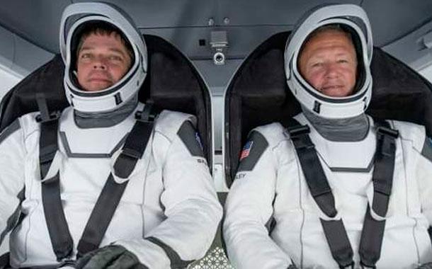 Este sábado dos astronautas de la SpaceX inician su viaje de retorno a la Tierra