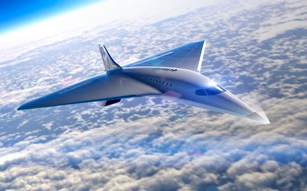 Avión promete volar de Nueva York a Londres en solo 90 minutos