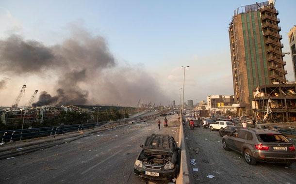 La cifra de muertos se eleva a 25 y los heridos a 2 500 tras fuertes explosiones en Beirut