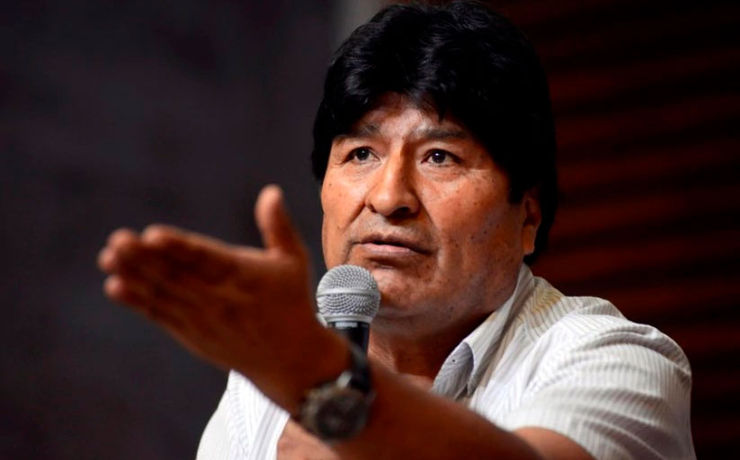 Evo Morales rompió el silencio sobre presunto estupro