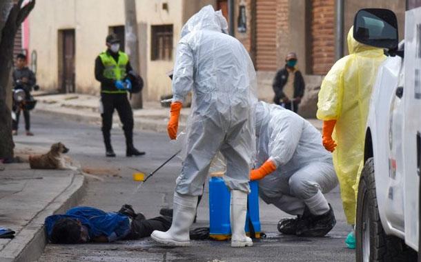 Fabrican hornos crematorios móviles por la pandemia