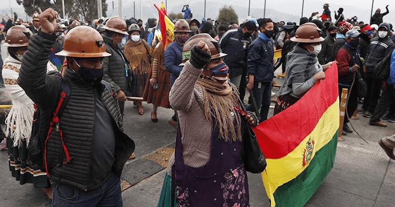 Ley establece el 18 de octubre como fecha límite para elecciones en Bolivia