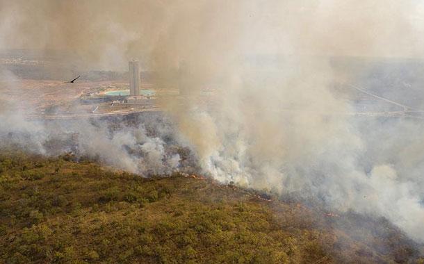 Gobierno de Brasil niega que la Amazonía esté en llamas