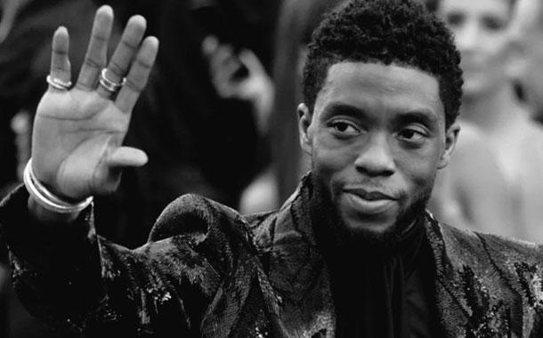 Tuit sobre muerte de Chadwick Boseman logró récord Guinness