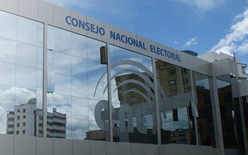 CNE aceptó conformar mesa técnica para tratar el presupuesto electoral