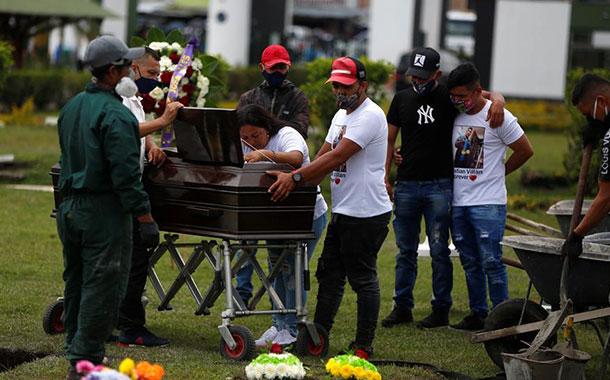 Nueva masacre en Colombia: asesinan a tres personas, entre ellas un menor de edad