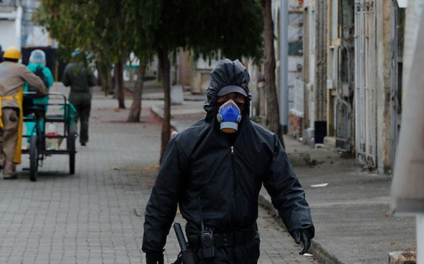 Colombia pasa los 300 000 contagios por COVID-19