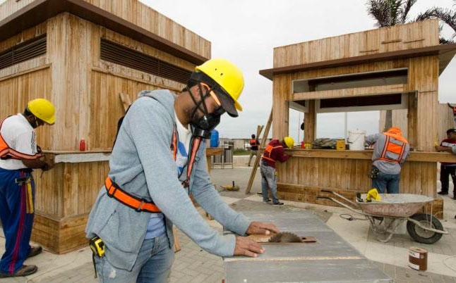 Gobierno propone reactivación económica a través de la construcción