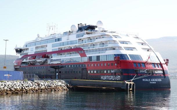 Estalla brote de coronavirus en crucero en Noruega