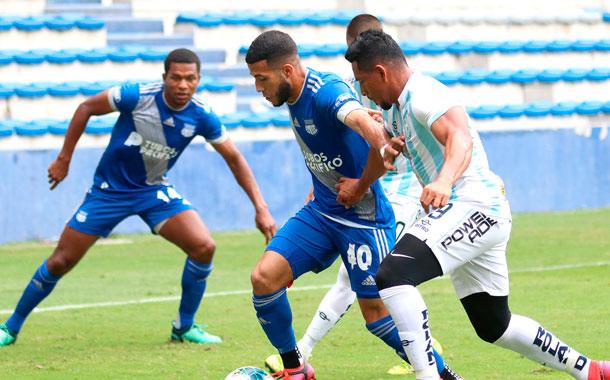 EN VIVO: Emelec vs. Guayaquil City en amistoso por la Liga Pro