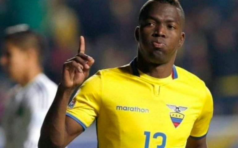 Denuncian secuestro de la hermana del futbolista Enner Valencia