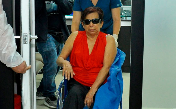 Presidente de Ecuador tramitará indulto para mujer invidente sentenciada a prisión