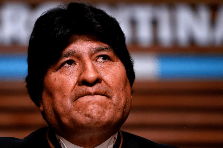 Gobierno de Bolivia anuncia que demandará nuevamente a Evo Morales