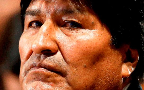 Jeanine Áñez llama a Evo Morales