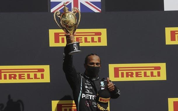 F1: Hamilton ganó el Gran Premio de Gran Bretaña