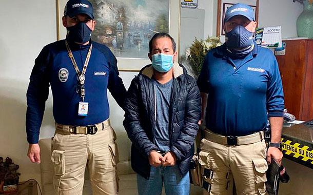 Detienen en Colombia a un ecuatoriano buscado en su país por abuso sexual