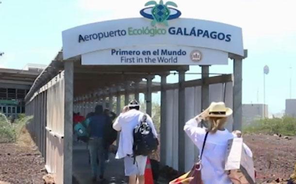 Se reactivan los vuelos comerciales a las Islas Galápagos