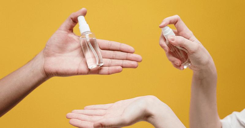 #PORTUSALUD | Diferencias entre el alcohol en gel y en spray