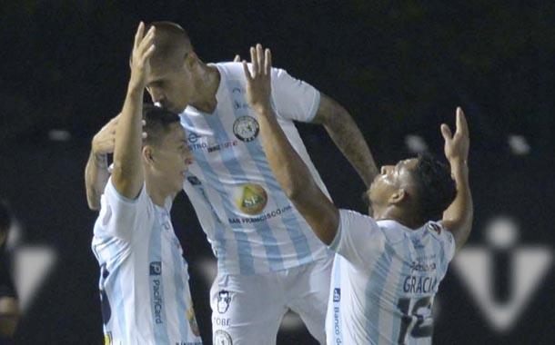 Guayaquil City frenó a Barcelona en la fecha 8