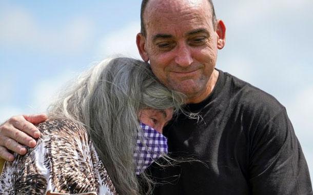 Hombre inocente sale libre tras 37 años de cárcel