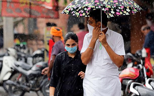 India supera los cuatro millones de casos de COVID-19