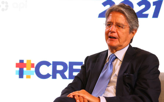 Guillermo Lasso recibiría el apoyo del Partido Social Cristiano