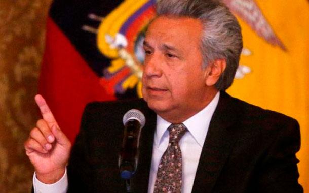 Lenín Moreno decreta Estado de Excepción en las cárceles del país