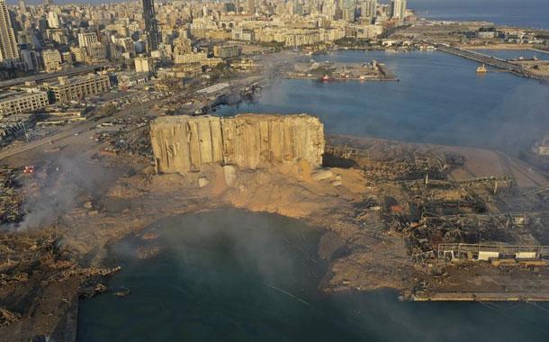 100 muertos y más de 4 000 heridos deja explosión en Beirut