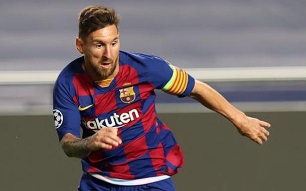 Lionel Messi comunica que se quiere ir de Barcelona
