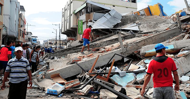 Fondos para reconstrucción por terremoto de Manabí están por acabarse