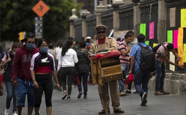 México supera el medio millón de casos de coronavirus