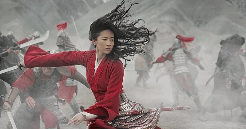 Se libera un nuevo tráiler de Mulan, proxima a estrenarse en Disney+