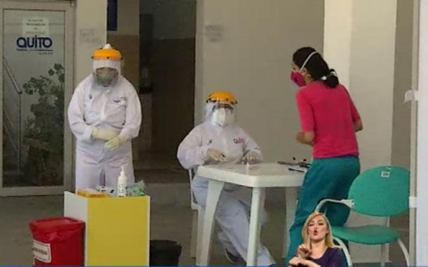 Hospitales del IESS en Pichincha han atendido a más de 180 mil personas